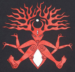 Thumbnail image of T-Shirt design - Sheela-Na-Gig